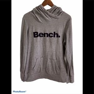 Bench purple striped hoodie